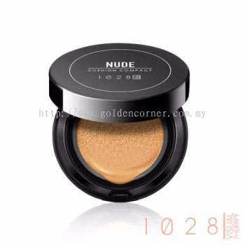1028 Visual Therapy Nude Cushion Compact (Light Beige / Natural Beige)
