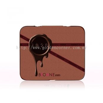 1028 Visual Therapy Brownie Eyeshadow Kit