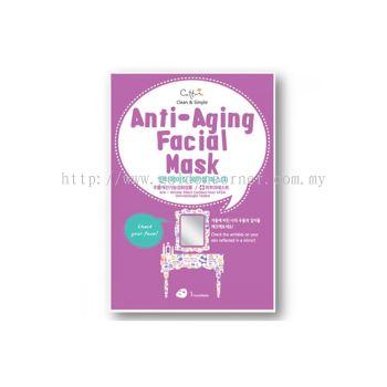 Anti-Aging Facial Mask