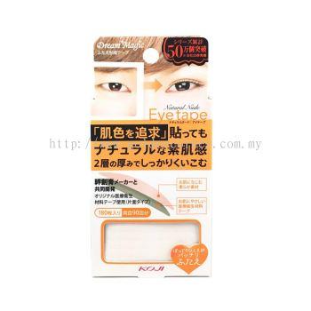 Koji Dream Magic Double Eyelid Slim Eye Tape Natural Nude