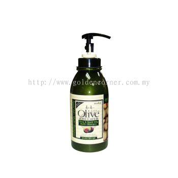 Olive & Squid Inky Multi Shampoo