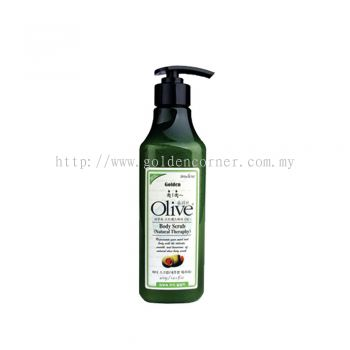 Olive Natural Therapy Body Scrub