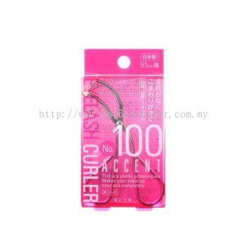 Koji Accent Size 9.5mm Bottom Eyelash Curler NO. 100