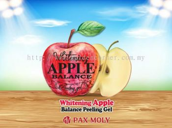 PAXMOLY WHITENING APPLE BALANCE PEELING GEL-180ml