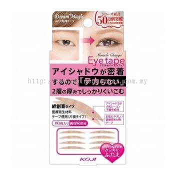 Koji Dream MagicMiracle change Eyetape�� Slim
