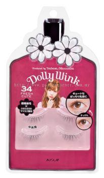 Koji Dolly Wink False Eyelash No.34