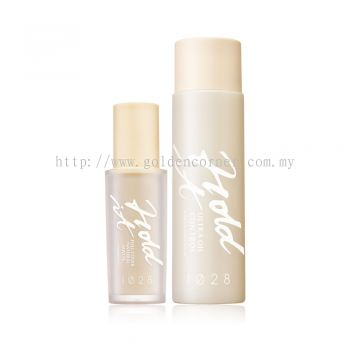 1028 Hold it! Full Cover Natural Matte Foundation (01 Ivory)