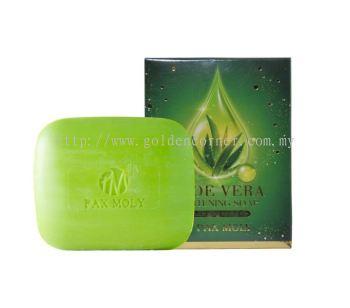 Pax Moly Aloe Vera Whitening Soap