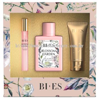 BI-ES Blossom Garden Fragrance Gift Set