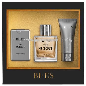 BI-ES THE SCENT Fragrance Gift Set