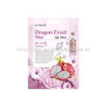 La Beaute Dragon Fruit Vital Spa Mask