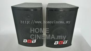 2-Way BGB Bookshelf Speaker (Pair)
