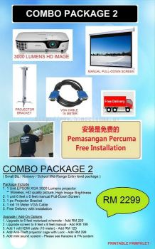 COMBO PACKAGE 2