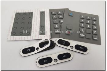 Keypad and Push Button