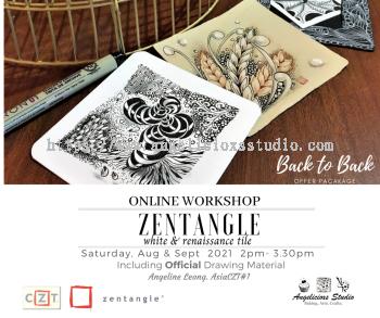 Online Zentangle Workshops
