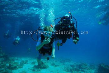 Diving 潜水配套