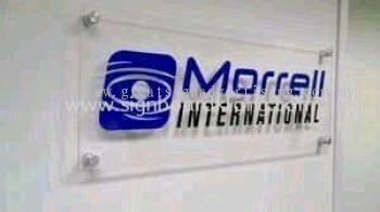 Morrell International Acrylic Poster Frame