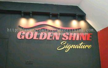 GOLDEN SHINE SIGNATURE
