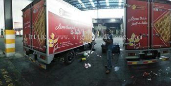 Shoon Fatt Truck lorry sticker