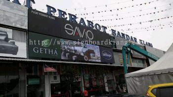 Savio Billboard at klang # billboard kl