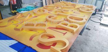 Pvc 3D Signboard kl & klang