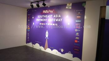 Molpay Office Inkjet  wallpaper sticker in I-city Shah alam