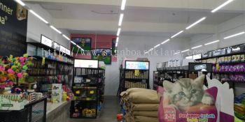 Pet Direct inkjet Wallpaper at jalan Kapar klang