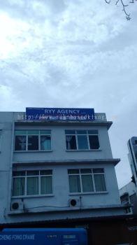Ryy Agency Normal G.I Metal Sigange At Kota kemuning Shah alam