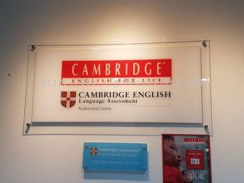 Cambridge Acrylic Poster Frame at damansara Kuala Lumpur