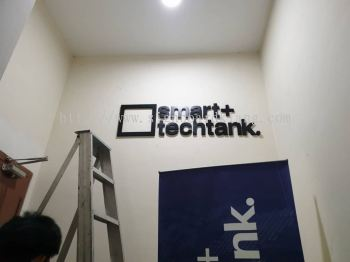 Smart Trchtank 3d box up lettering signage at sugai boluh Kuala Lumpur