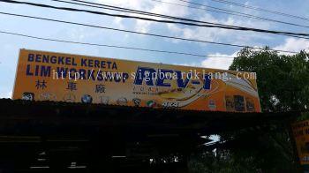 Rev-1 Normal G.I signboard at tanjong karang Selangor