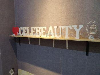 Eg box up 3D lettering signage signboard Klang petaling jaya damansara Kuala Lumpur