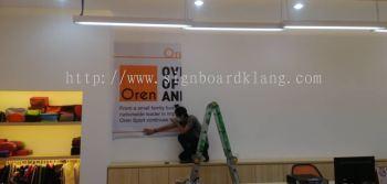 oren sport wallpaper sticker printing signage signboard at klang kuala lumpur puchong shah alam