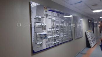 company big acrylic poster frame indoor signage signboard at klang shah alam puchong cheras ampang