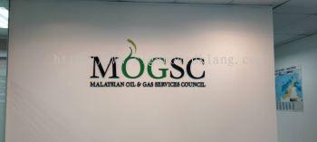 mogsc 3d box up lettering indoor signage signboard at kepong damansara shah alam kuala lumpur