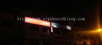 eye level lightbox signage signboard at batu cave shah alam kepong puchong subang