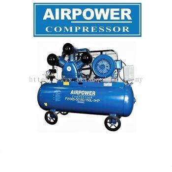 AIR POWER COMPRESSOR 5HP Horizontal