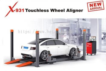 LAUNCH X-931 TOUCHLESS WHEEL ALIGNER