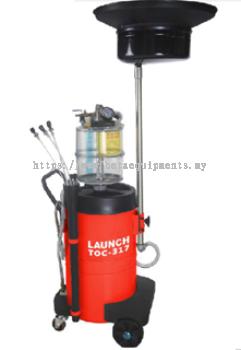 LAUNCH TOC-317 AUTOMOTIVE ENGINE OIL CHANGER