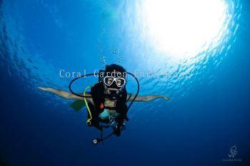 PADI 初級潛水員課程 (Open Water Diver)