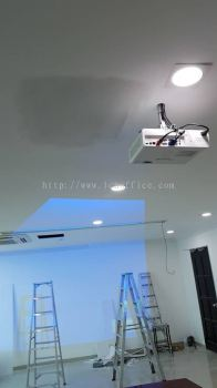 Projector & Installation