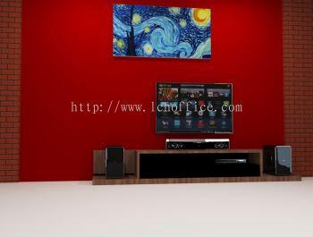 Tv Cabinet -Kajang