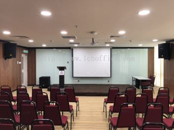 Projector & Sound System-Shah Alam