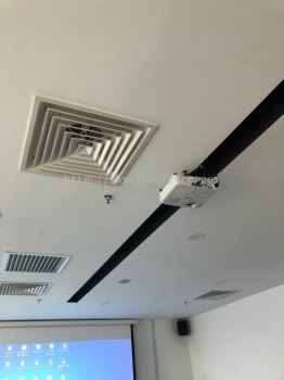 Projector & PA System-KL Bangsar South