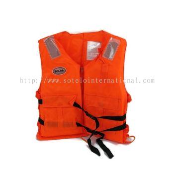 Life Jacket DY 86.5 ORANGE