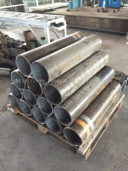 "8"" Sch 120 API Gr B / X42 Seamless Pipe, Special Cut to Size, Origin Japan"