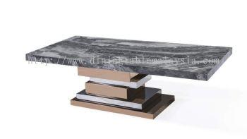 Dark Marble Coffee Table