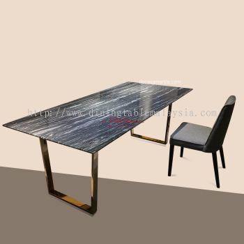 Rectangular Marble Table