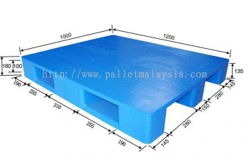 Hygiene Plastic Pallet