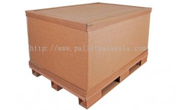 Paper Pallet Box